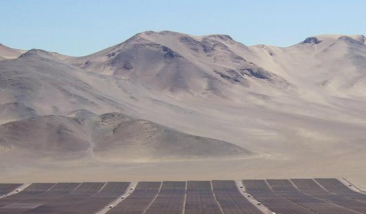 energia sustentável: usina solar