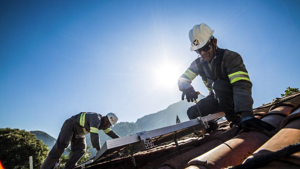 energia solar residencial instalacao