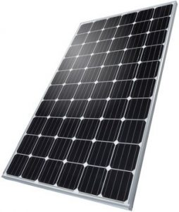 diferenças entre kW e kWh: Módulo fotovoltaico