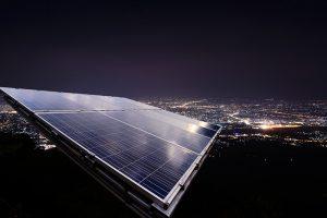 Energia Solar funciona a noite?