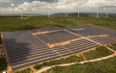 Energia Solar no Brasil: Usina solar em Pernambuco