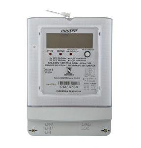 Não é possível se conectar o sistema fotovoltaico sem a troca do relógio digital
