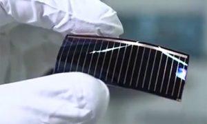 Célula Fotovoltaica de Arseneto de Gálio