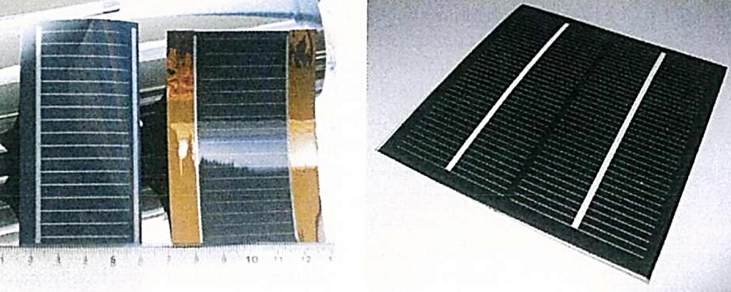 Células Fotovoltaicas CIGS