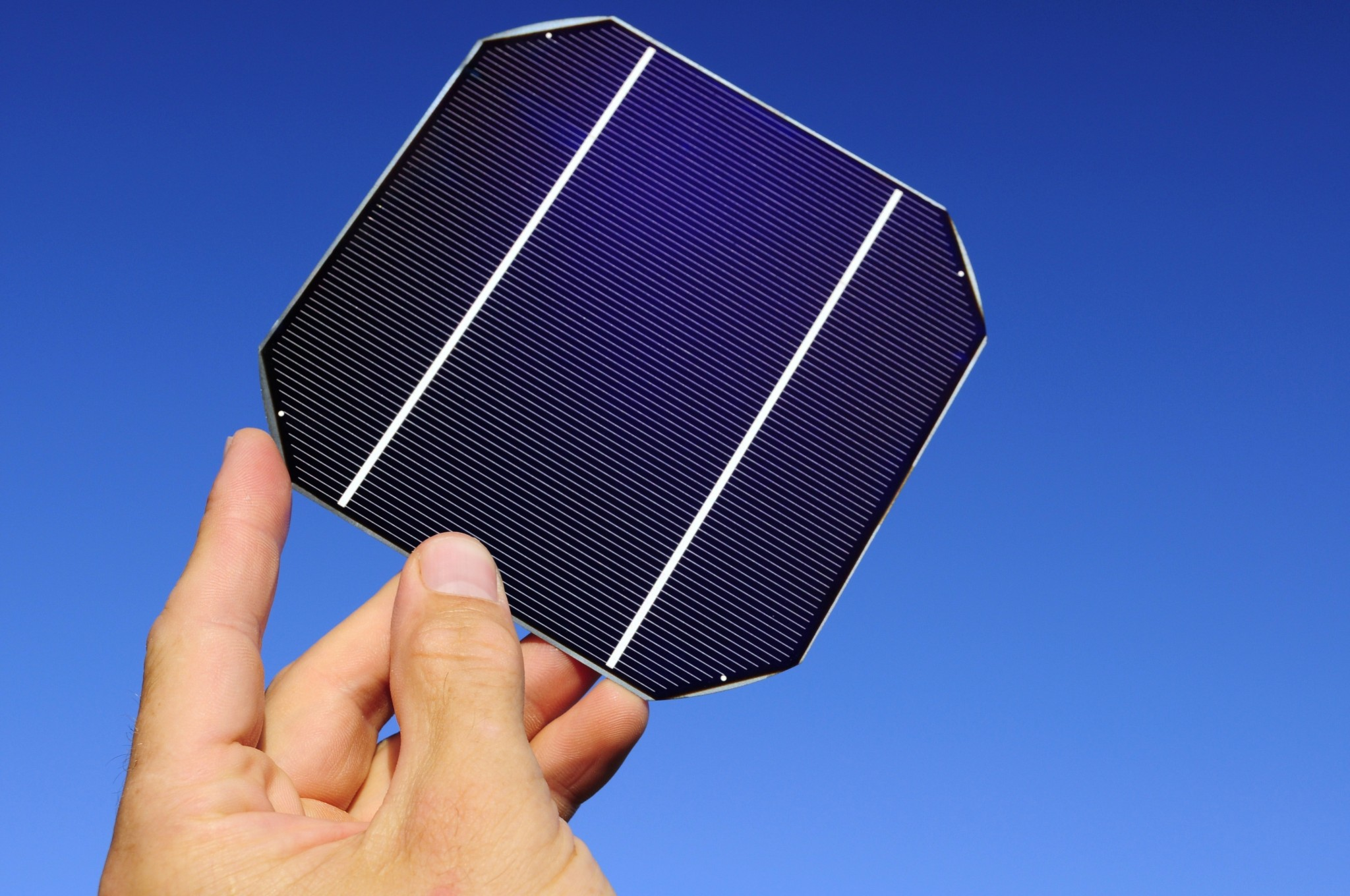 energia solar impactos ambientais _ célula fotovoltaica