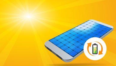 Nova tecnologia poderá trazer celular Solar ao mercado em 5 anos