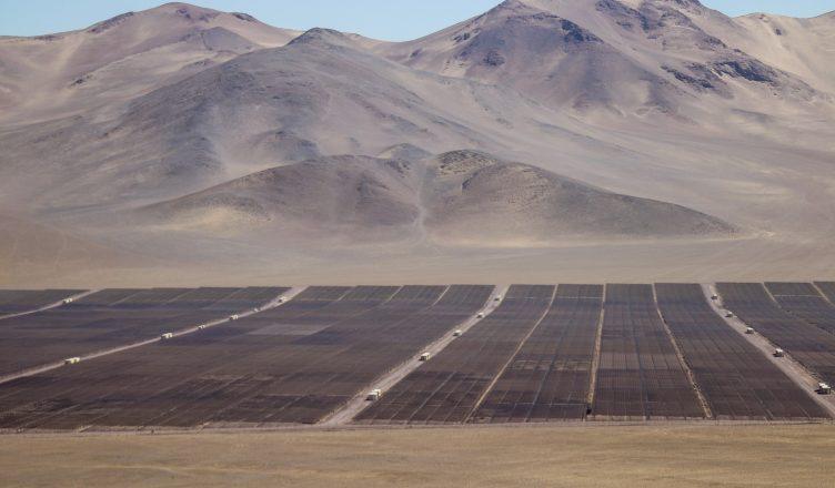 Energia Solar grátis no Chile é resultado de investimento massivo