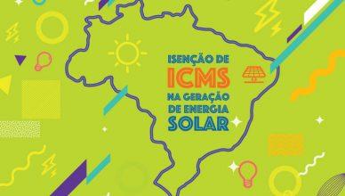 Estados com Isenção de ICMS para Energia Solar