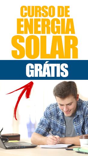 curso de energia solar gratis