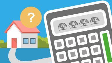 quantos painéis solares preciso para uma residência