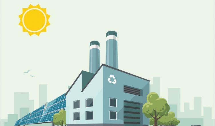 Energia Solar Industrial