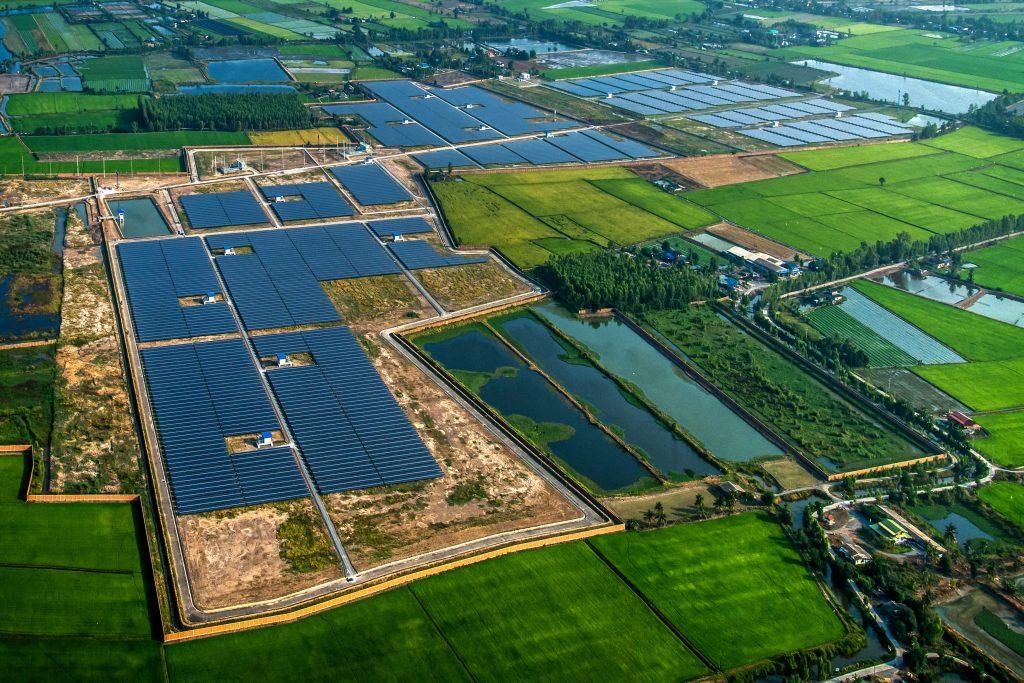 financiamento de energia solar rural
