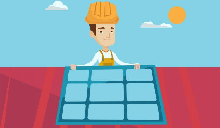 Como se capacitar e quanto ganha um Instalador Fotovoltaico? O salário pode te surpreender