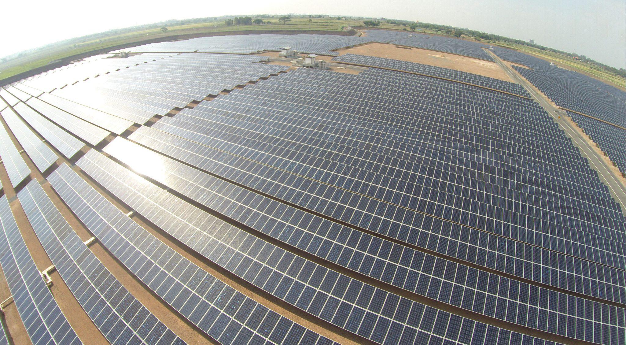 usina solar: maior usina do Brasil