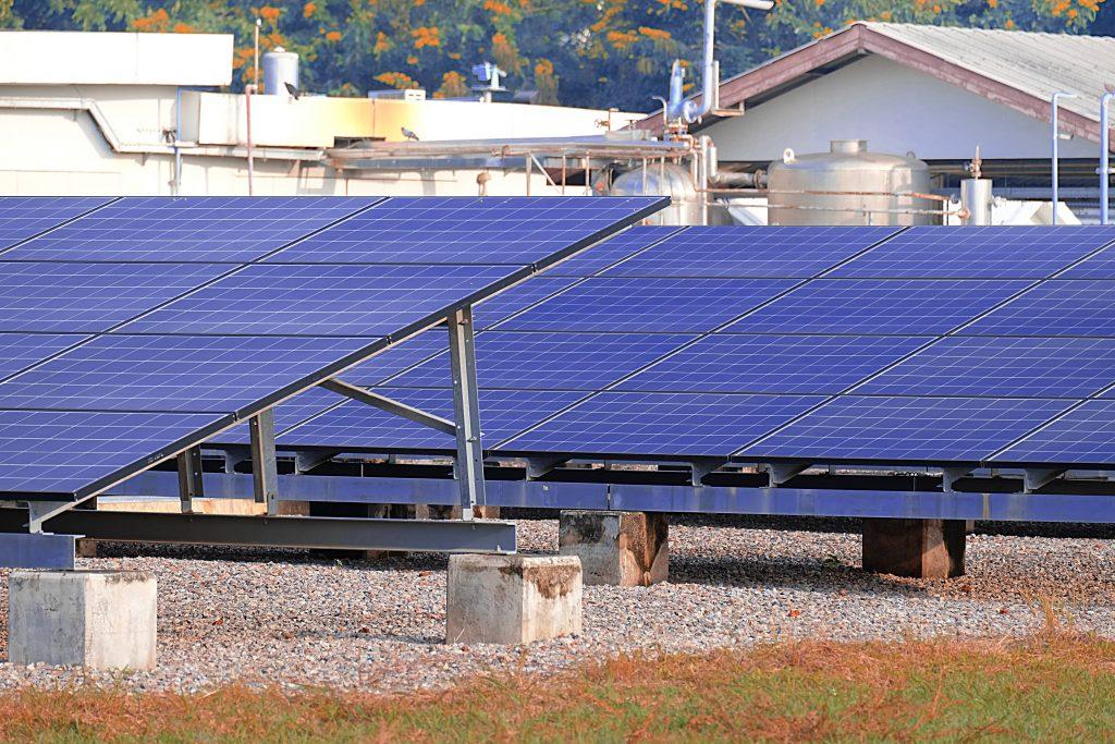 altura sistema fotovoltaico