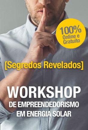 workshop em energia solar