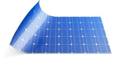 Painel Solar Flexível