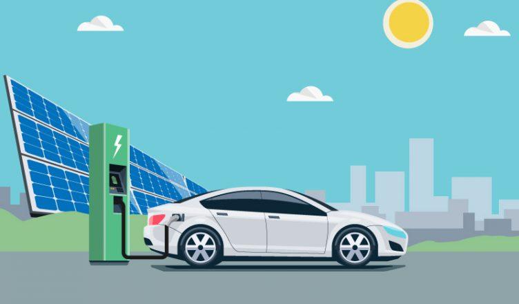 Estação de Carregamento, Supercharger Tesla, Funcionarão com Energia Solar