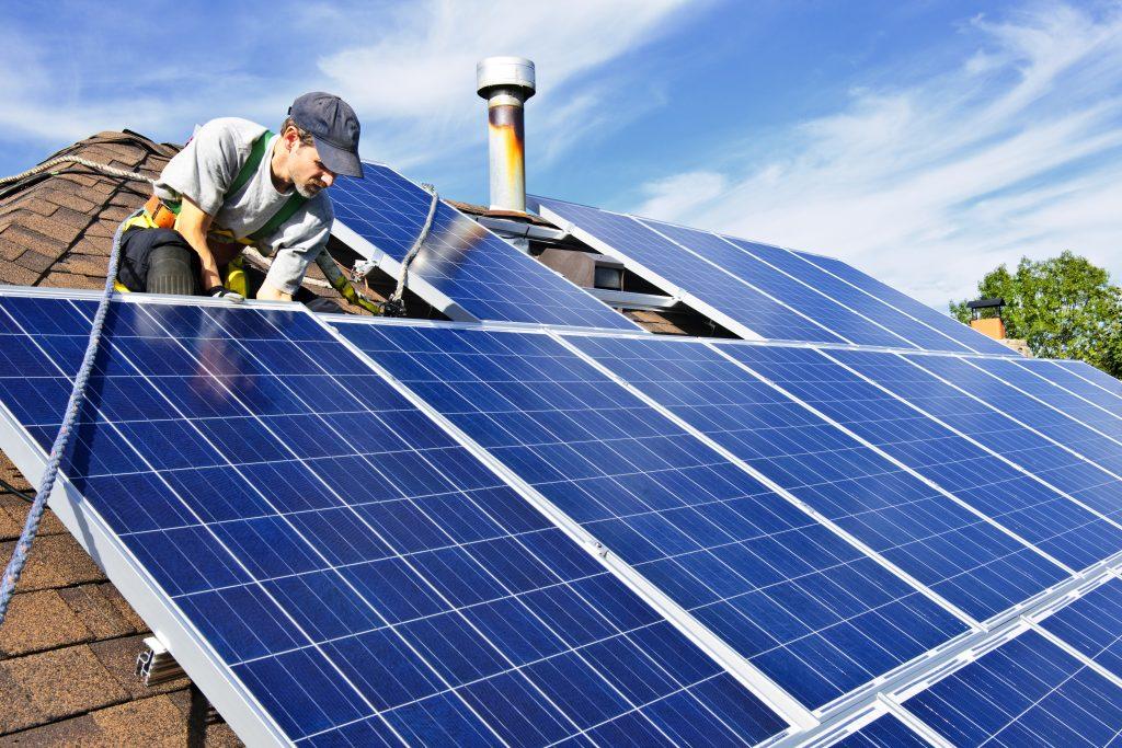 Gerador de Energia Solar - Sistema Residencial