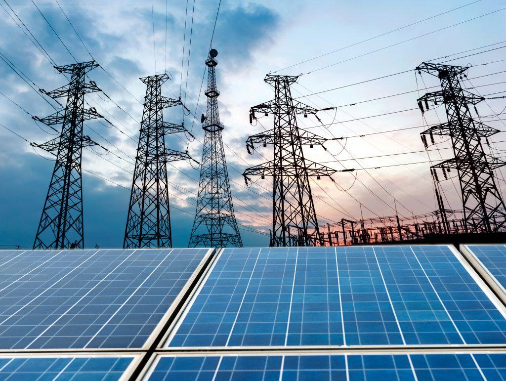 Gerador de energia solar_Sistemas conectados à rede