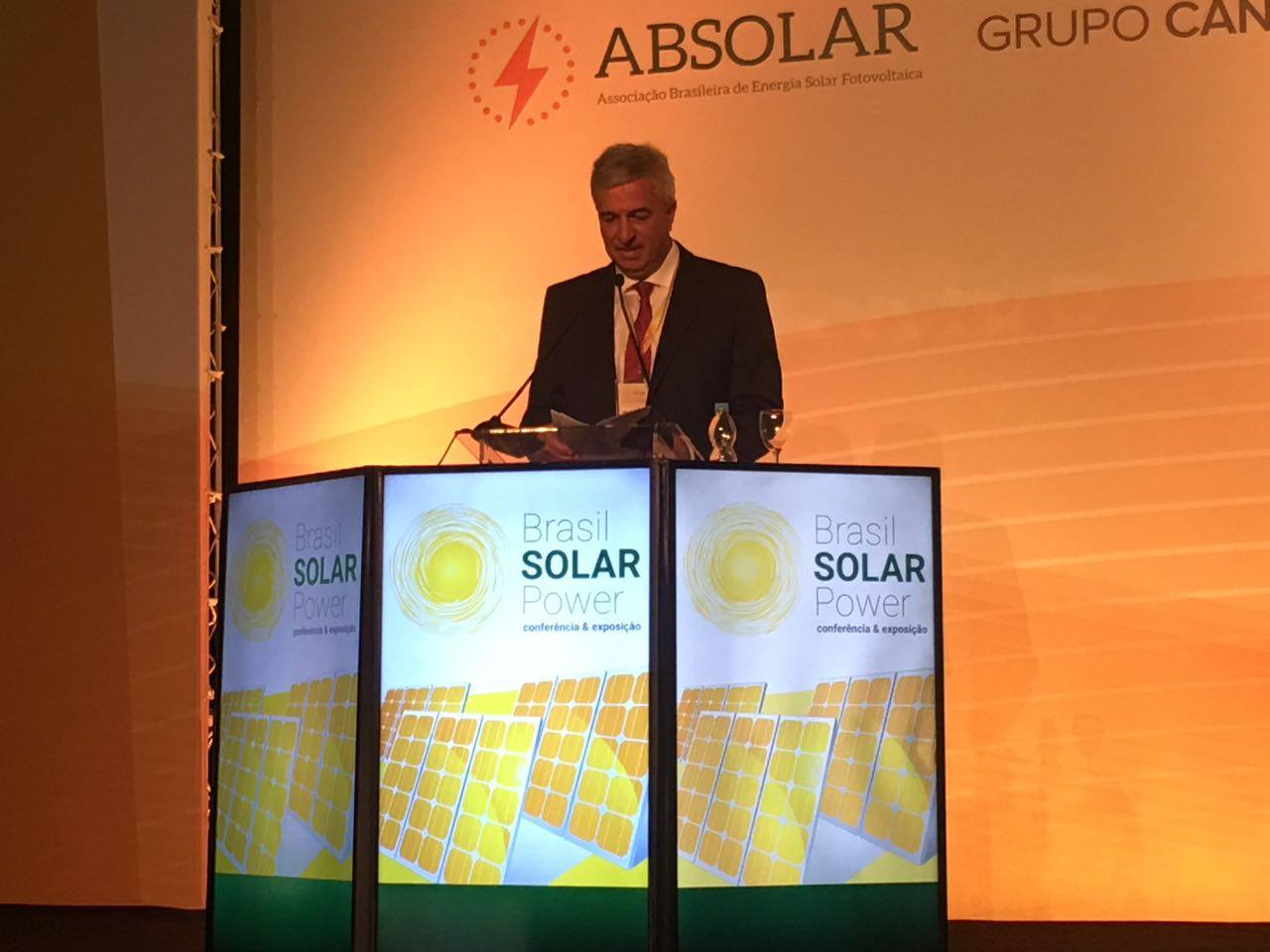 Feira de energia solar Solar Power Brasil