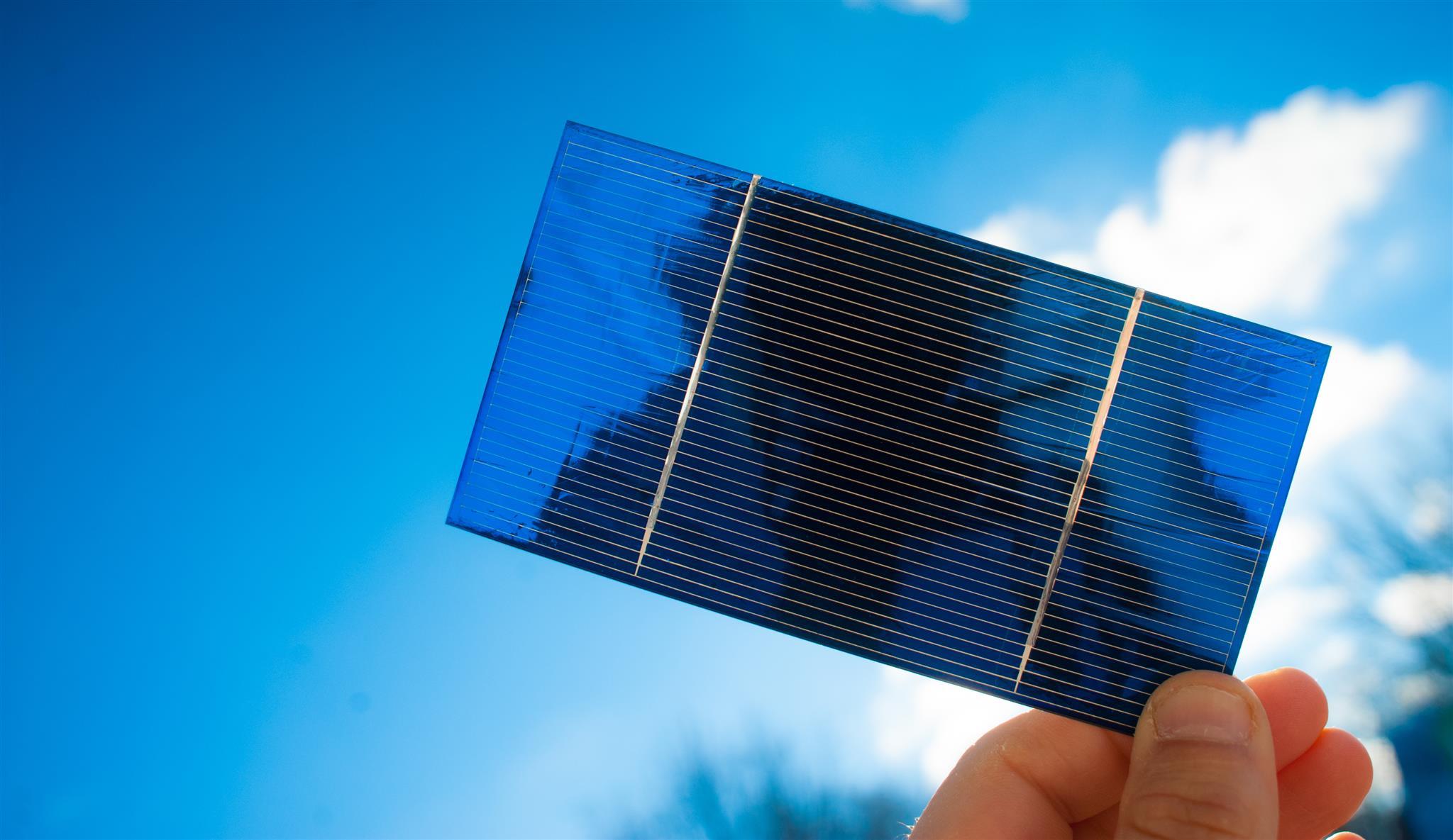 Como captar energia solar _ célula fotovoltaica