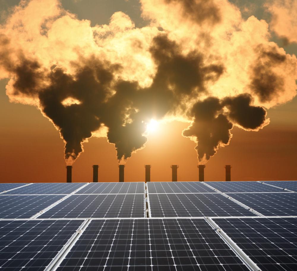 O que é energia solar _ solar como solução para fontes poluentes.