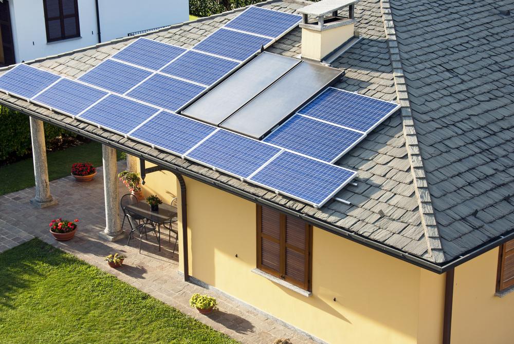 como aproveitar a energia solar _ sistema fotovoltaico residencial