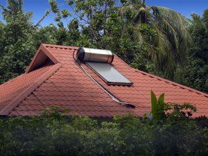 origem da energia solar _ sistema de aquecimento solar