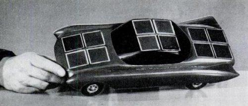 Carro Movido a Energia Solar _ primeiro carro solar da história