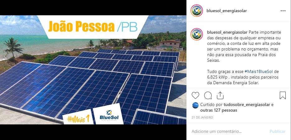 energia solar joão pessoa _ sistema fotovoltaico instalado na cidade