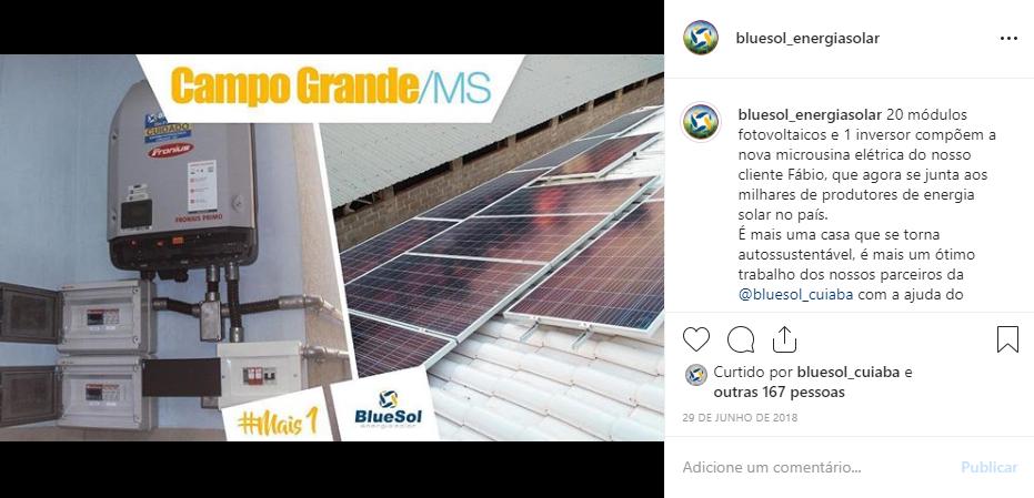 energia solar Campo Grande _ sistema fotovoltaico