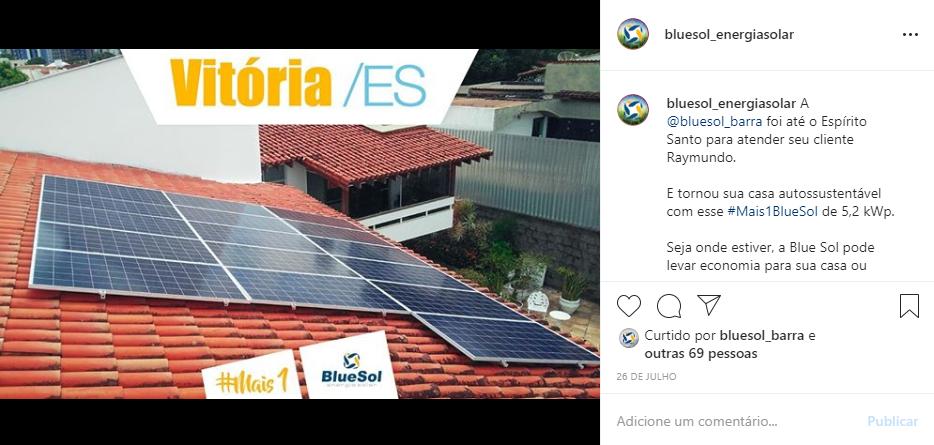 energia solar vitória es