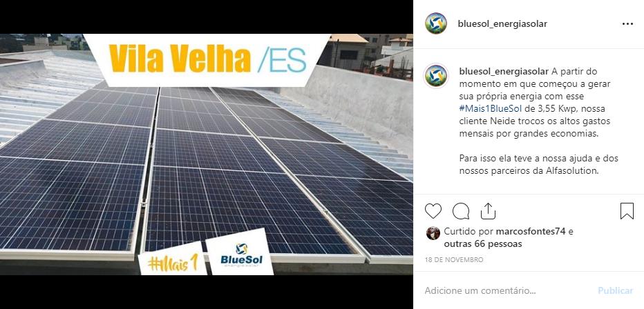 energia solar vila velha _ sistema fotovoltaico instalado em vila velha