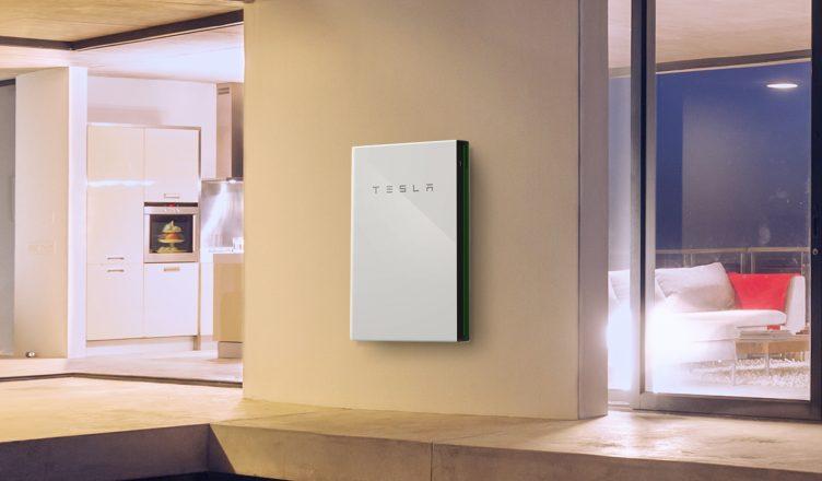 armazenamento de energia solar fotovoltaica _ Powerwall da Tesla