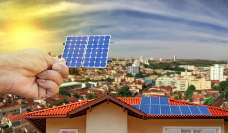 energia solar santander