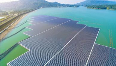 usina solar flutuante _ tecnologia e projetos no Brasil