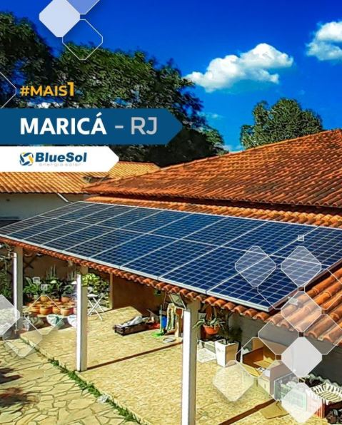 energia solar Maricá _ painel solar