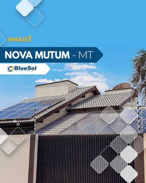 energia solar nova mutum _ painel solar residencial