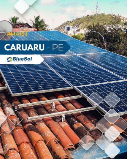 energia solar Caruaru _ painel solar residencial