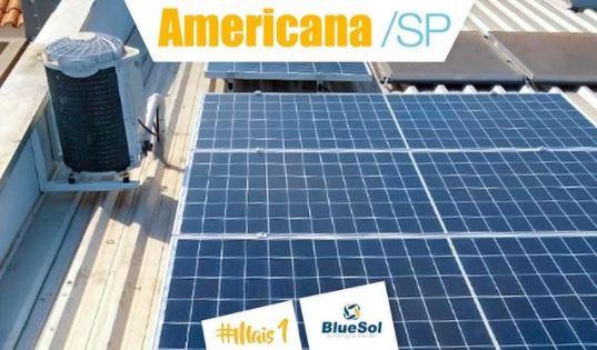 energia solar em Americana _ painel solar