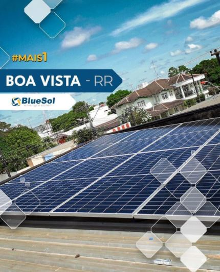 energia solar Boa Vista _ sistemas de energia solar residencial em BV