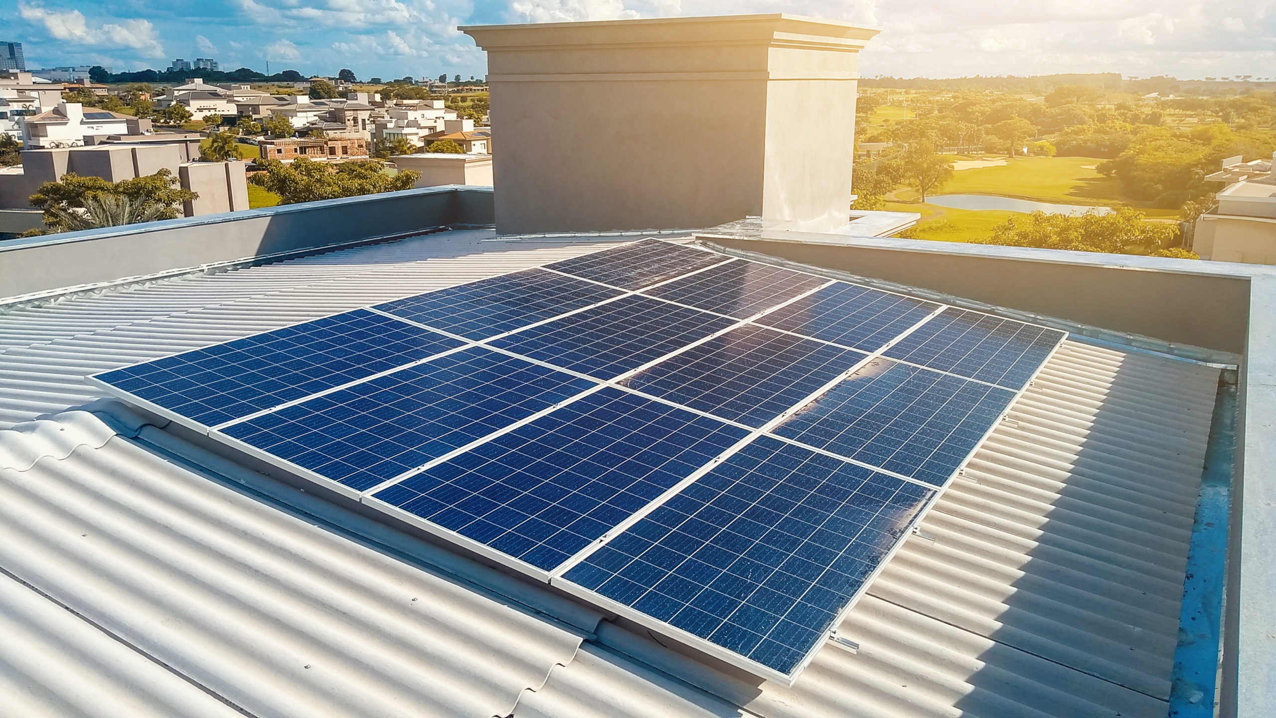 energia solar são josé sc _ painel solar residencial